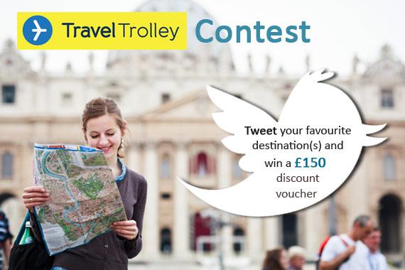 Travel Trolley Contest