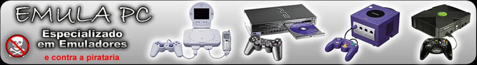 EMULA PC - Emuladores e ROMs