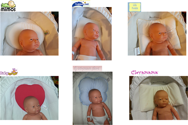 Which Pillow Works Best Plagiocephaly Flat Head
