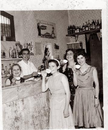Bar Mollicone anni 50