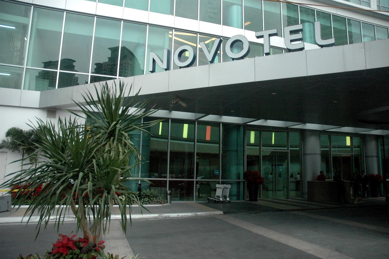 Restaurant Hotel Novotel Sorgues