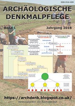 Archäologische Denkmalpflege 2018 als Buch