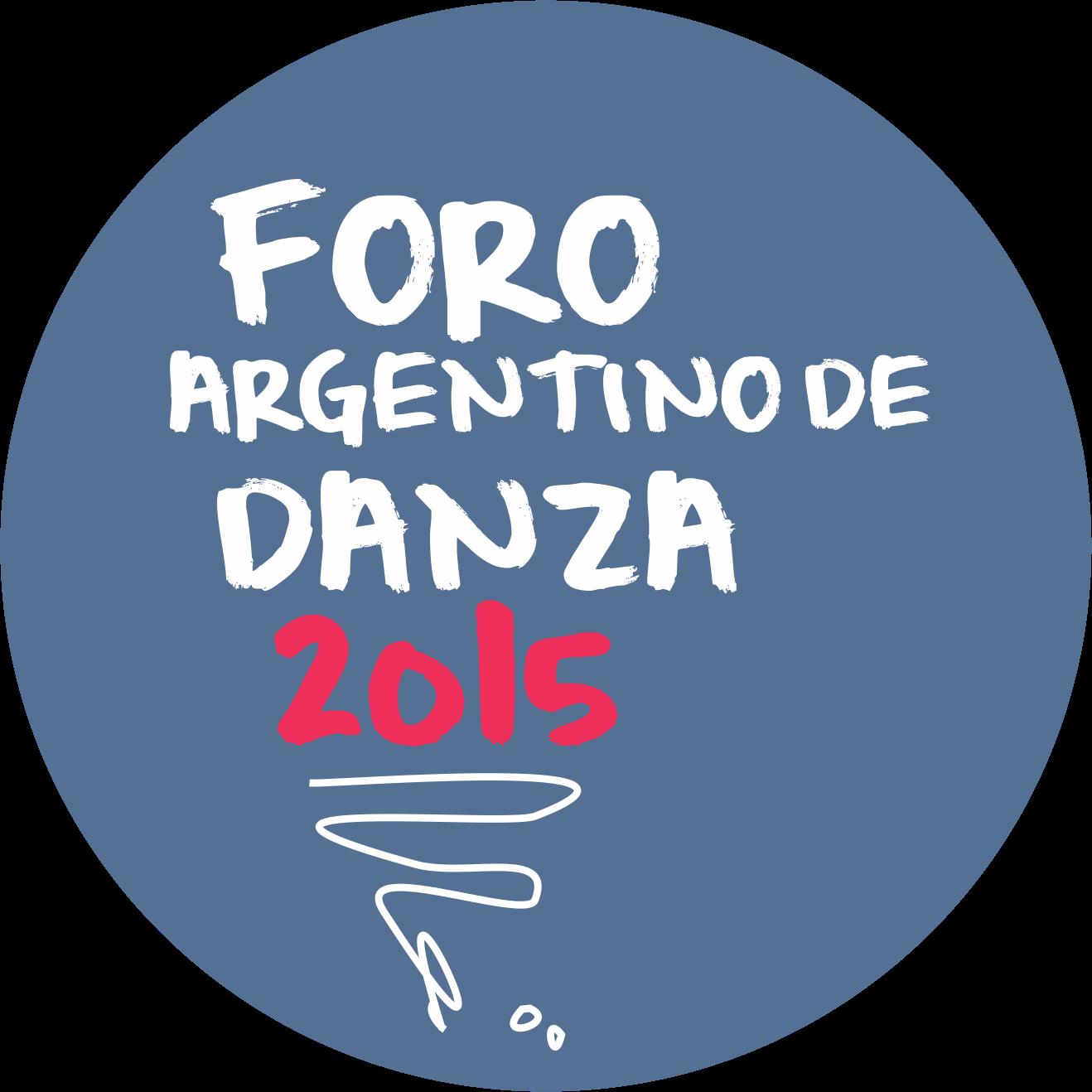 Logo Foro Argentino de Danza