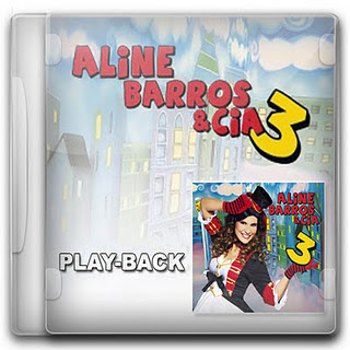 Aline Barros e Cia - Volume 3 Play Back