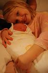Evangelina is born!