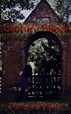 Book Blast & Giveaway: Culture Shock by Jeanette Pekala