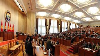В парламент Кыргызстана прошли шесть партий