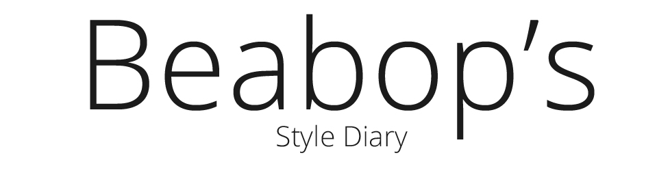 beabop's style diary