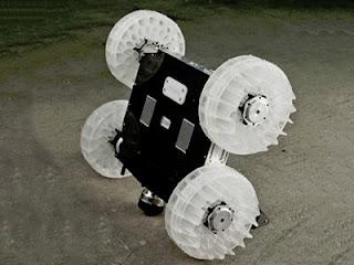 Robot que salta mas de 9 metros de altura