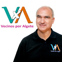 Jose Luis Fernandez, miembro de Vecinos por Algete