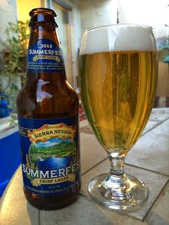 Sierra Nevada Summerfest lager 1