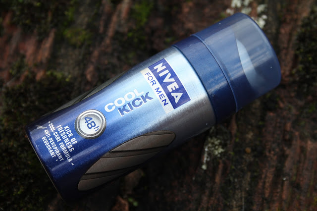 Nivea for Men Cool Kick 48 Hour Deodorant
