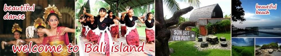 aneka tari tradisional indonesia dan tempat wisata yang indah di bali