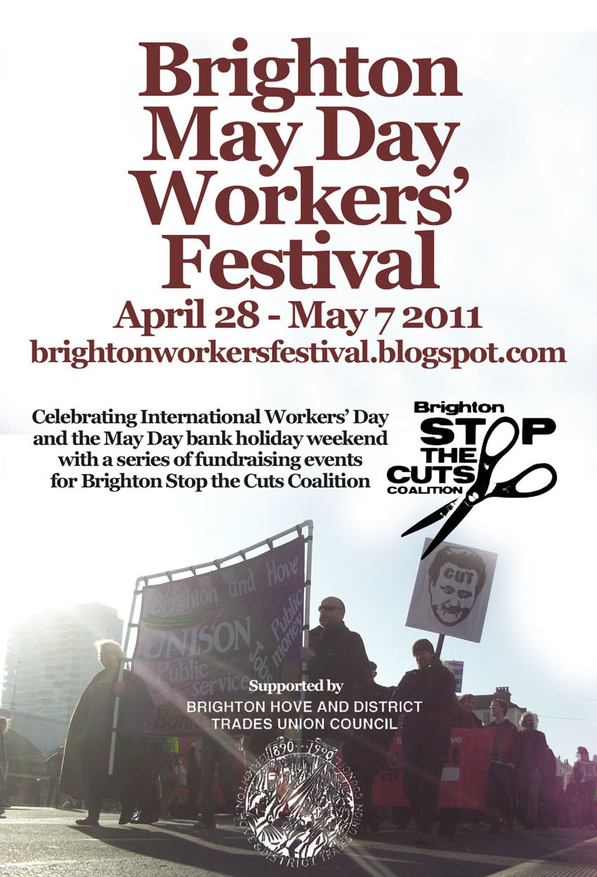 Brighton May Day Workers' Festival
