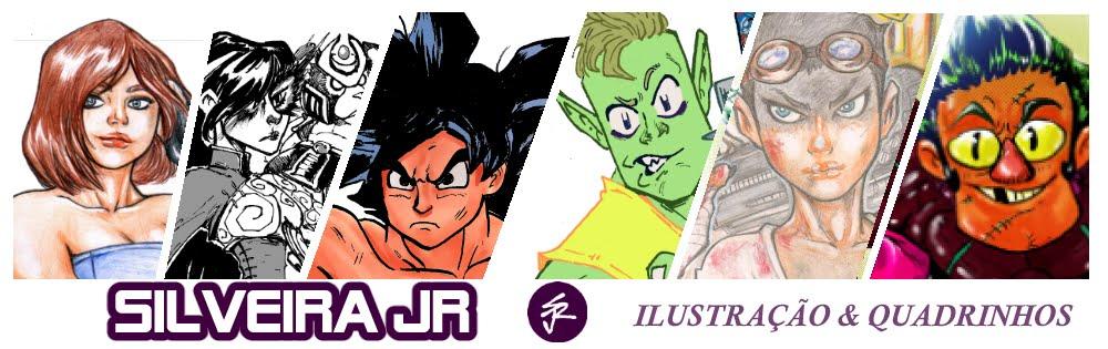SILVEIRA JR- Ilustração & Quadrinhos