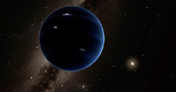 Sistema solar pode ter um novo planeta gigante