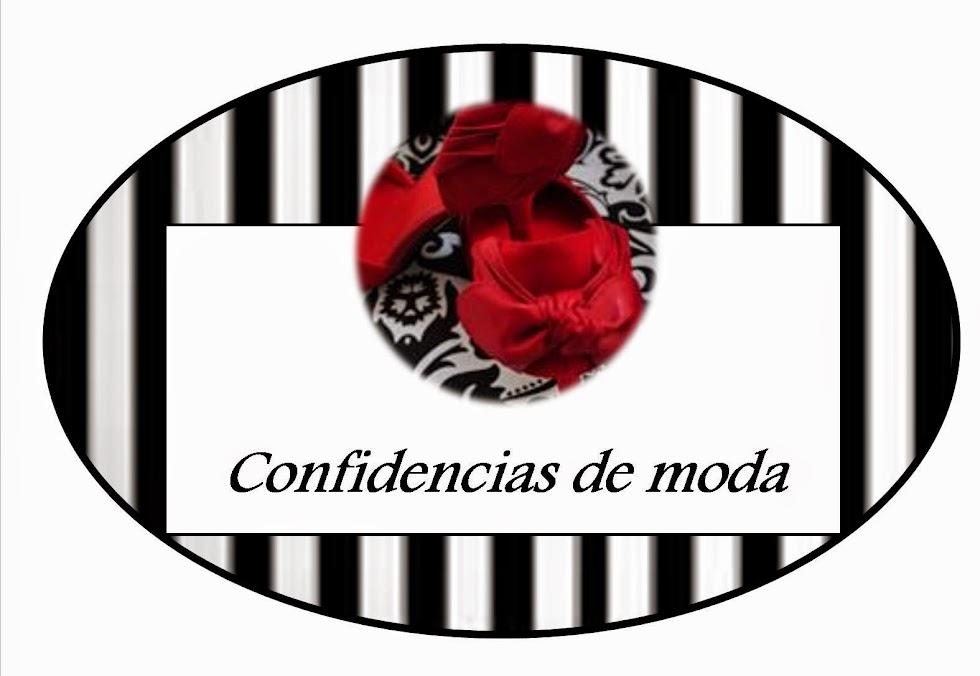 Confidencias de moda