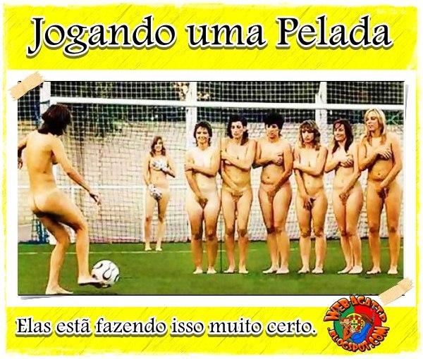 Nuas Jogo Futebol Mulheres Foto Pelada Webagatp Blog