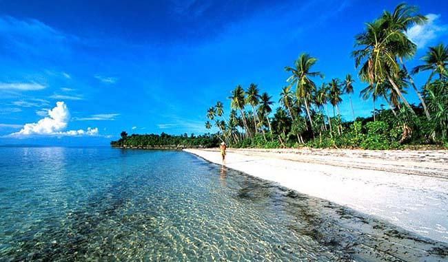 Pantai bunaken, Sulawesi utara