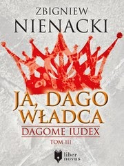 Ja, Dago Władca - okładka