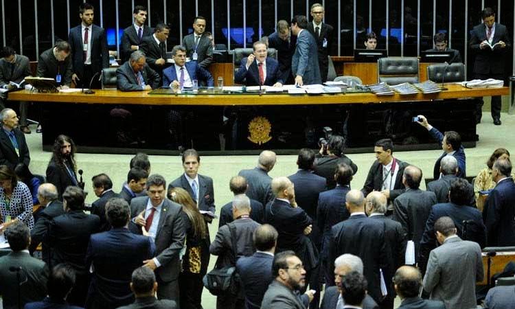 Votação da PLN 36 no Congresso - Um Asno