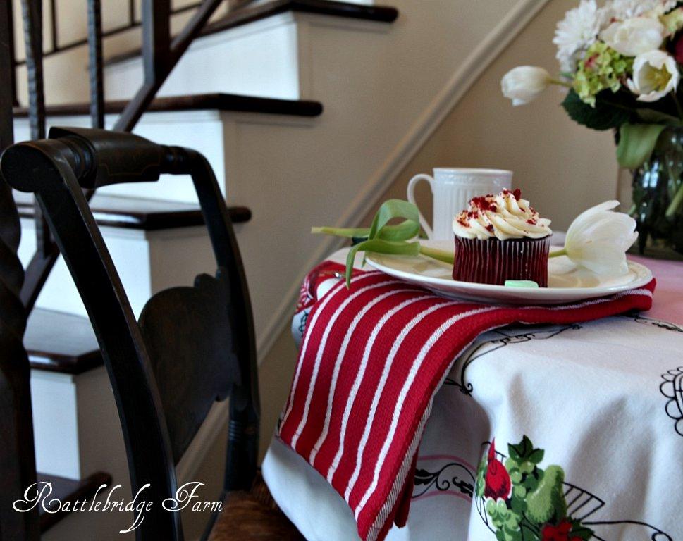 Rattlebridge Farm Sweet Talk Valentine s Day Dessert