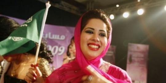 Ratu Arab Tercantik Sejagat