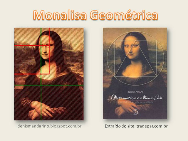Monalisa e a Matemática