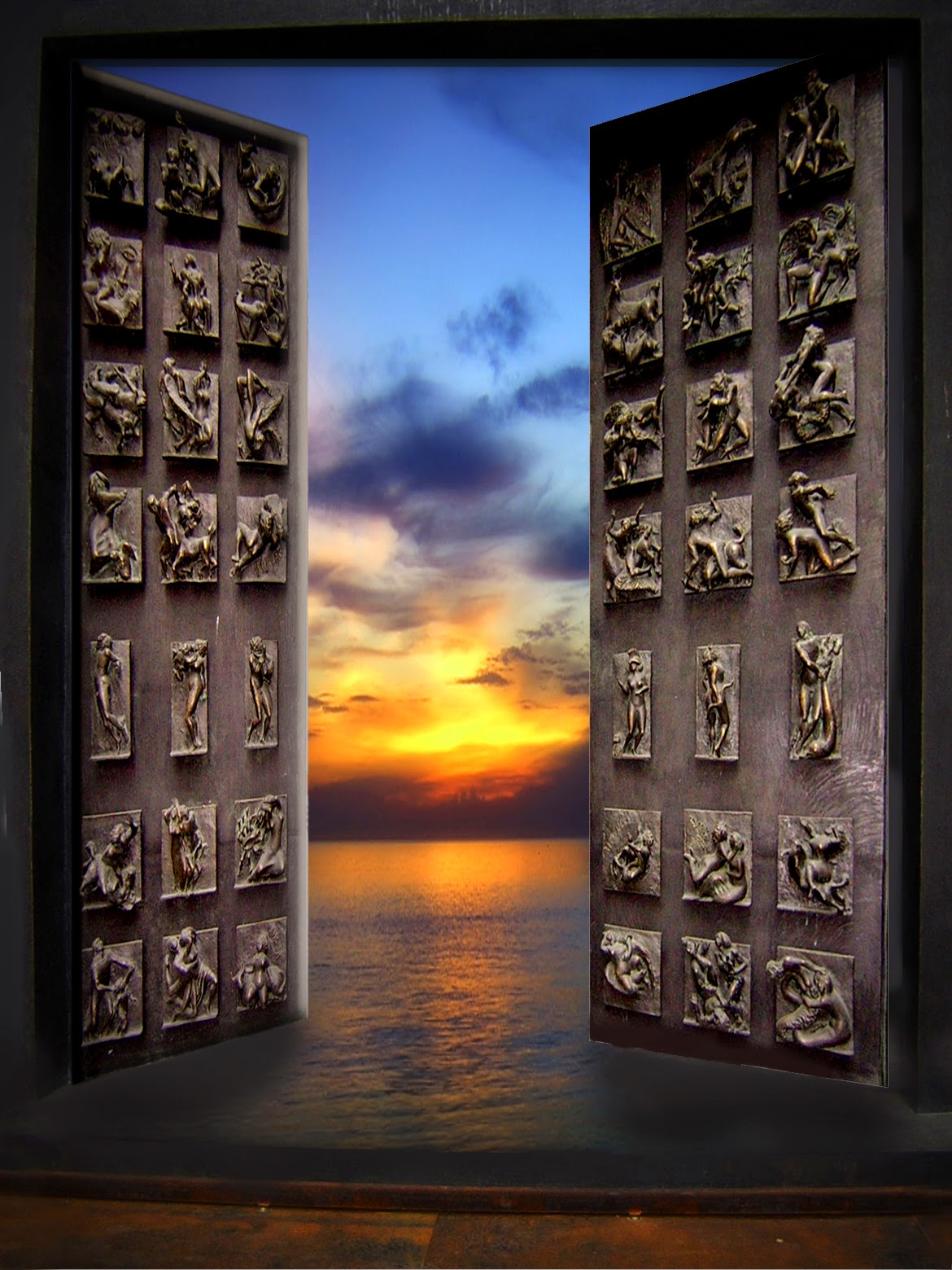 El rinc n del anacoreta puertas abiertas for Imagenes de puertas viejas