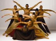 Alvin Ailey Dance Theatre in Revelations