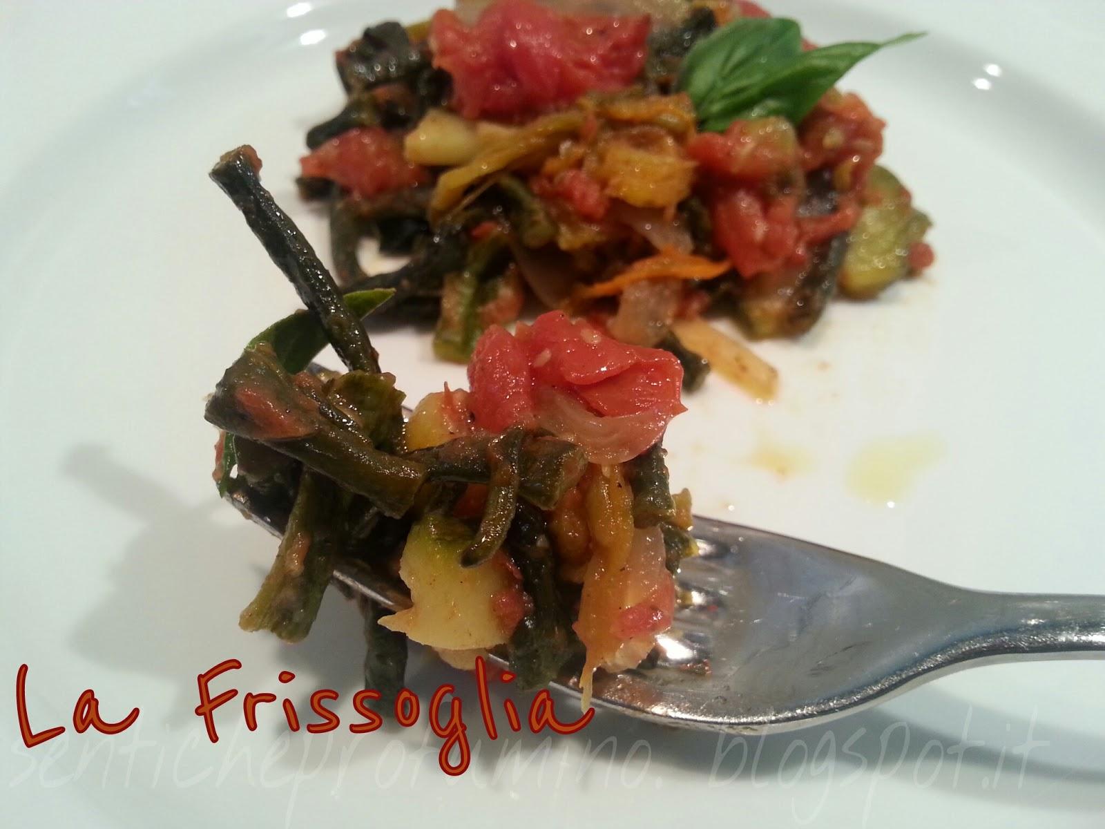 La Frissoglia , Cucina della Toscana