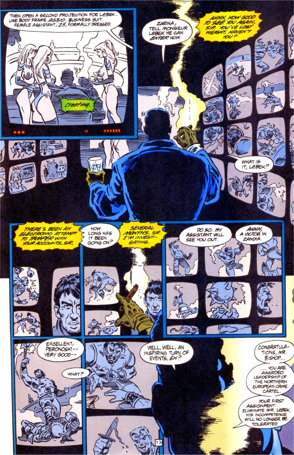 Deathstroke (1991) Issue #0 #5 - English 14