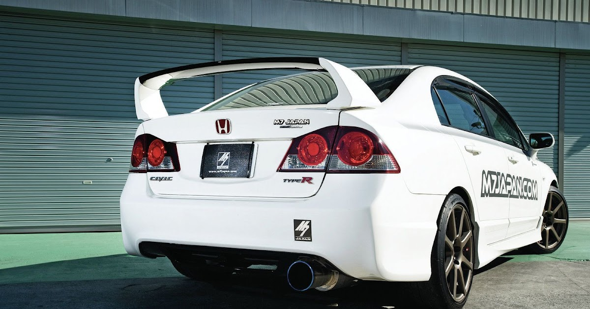 M7 japan blog _ m7 tuned car type r fd2