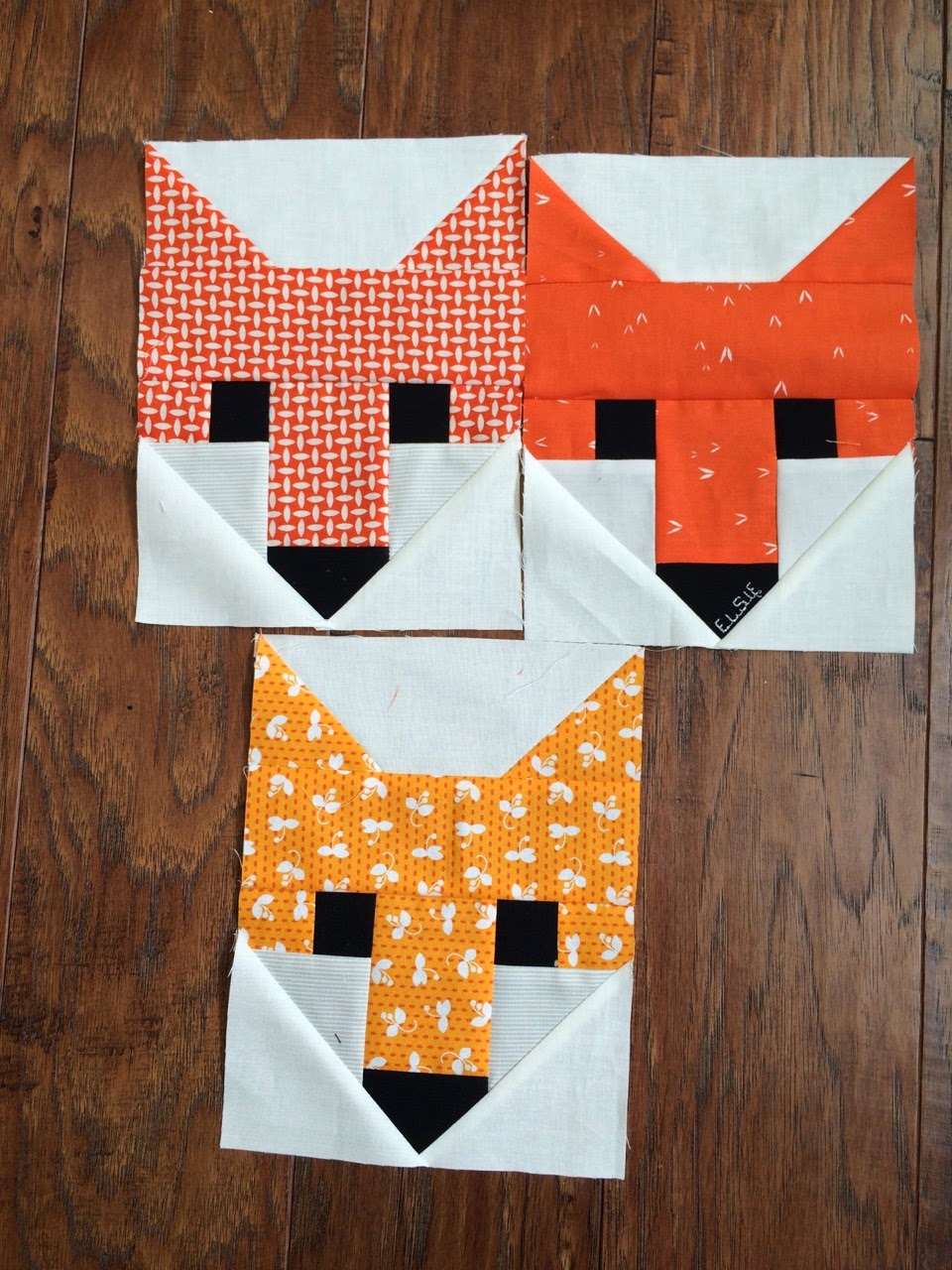 A Quilt Is Nice Fancy Foxes