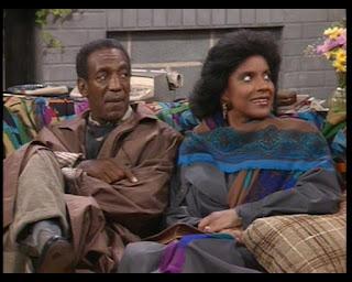 Cosby Show Huxtable fashion blog 80s sitcom Clair Phylicia Rashad Cliff Bill Cosby