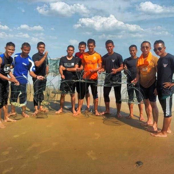 Sukan Air di Port Dickson - Viral Cinta