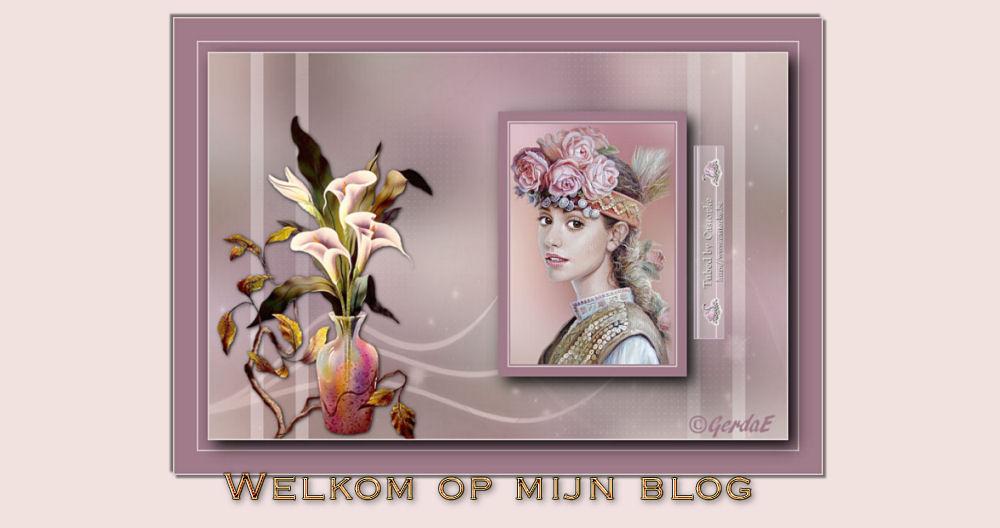 Het blog van Gerda