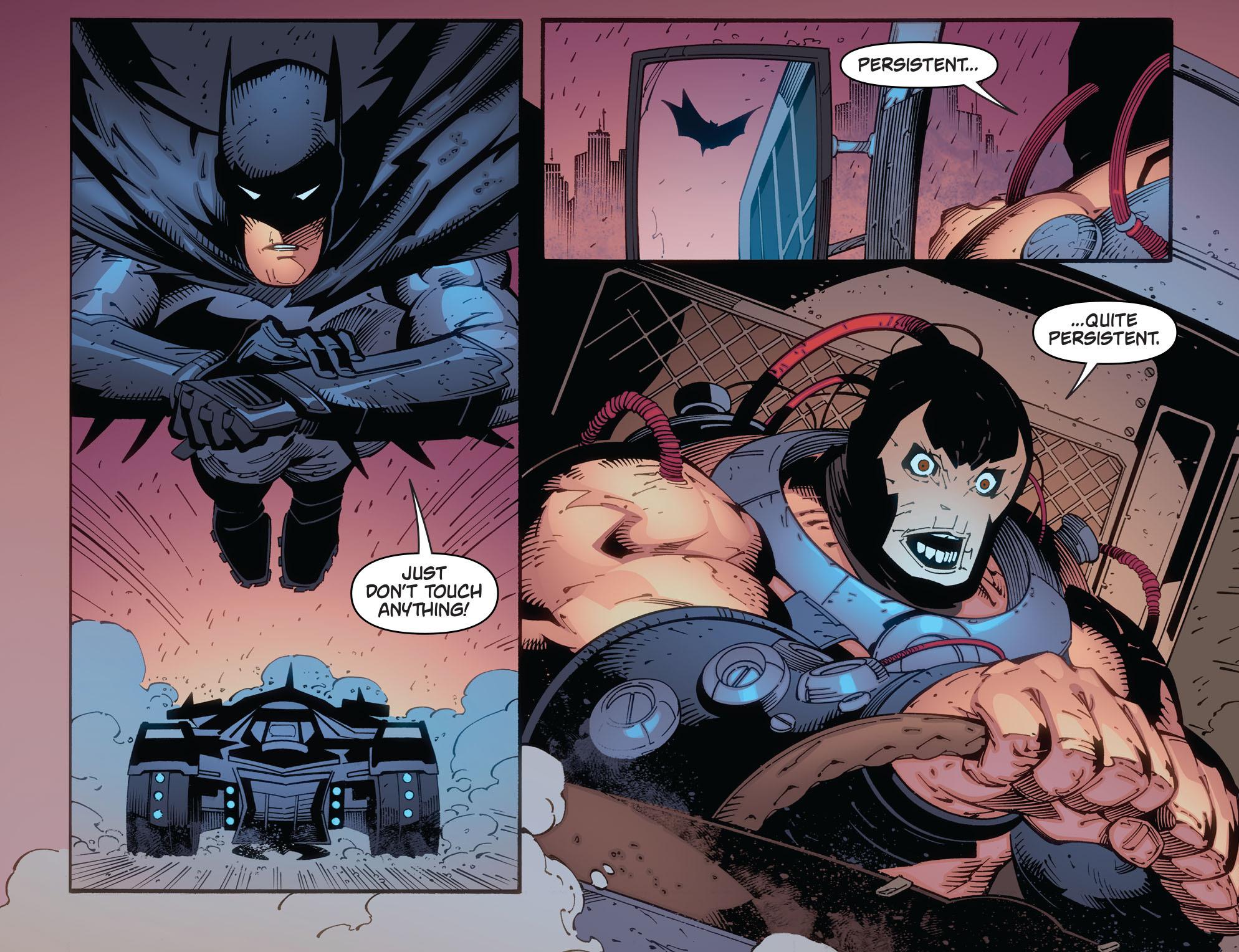 Batman: Arkham Knight [I] Issue #15 #17 - English 18