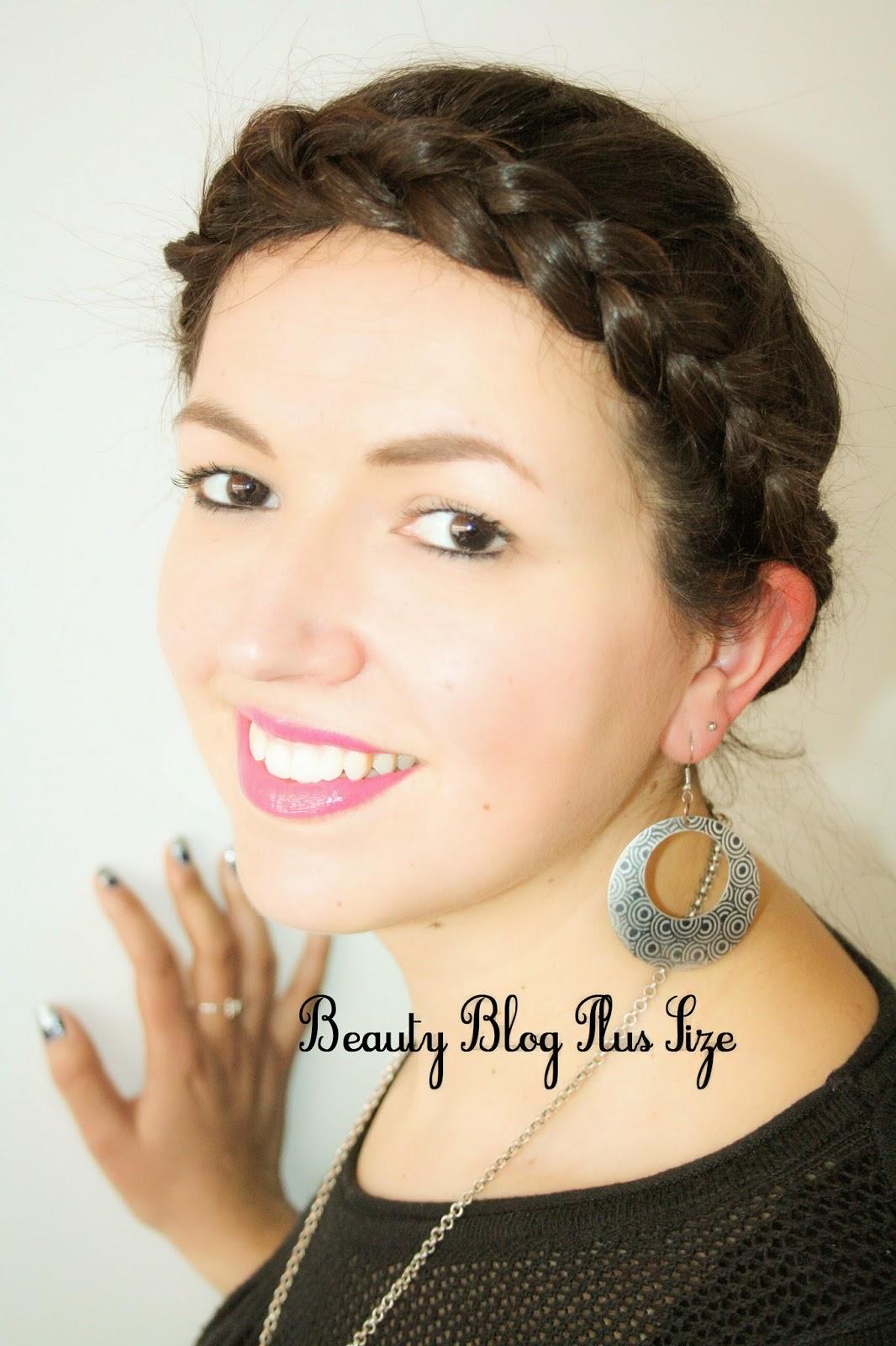 Beauty Blog Plus Size 5 Coiffures Faciles A Faire A Vous D En
