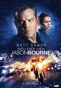Siêu Điệp Viên Jason Bourne - Jason Bourne