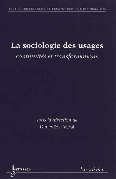 Sminaire Usages des Dispositifs Sociotechniques Numriques