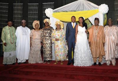 david mark daughter weds