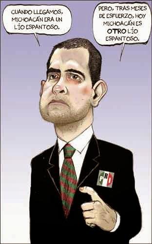 Caricaturas Michoacán