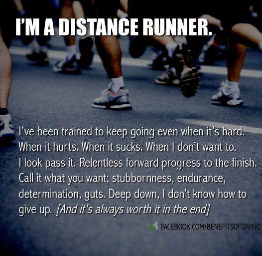 Cross country running quotes and sayings