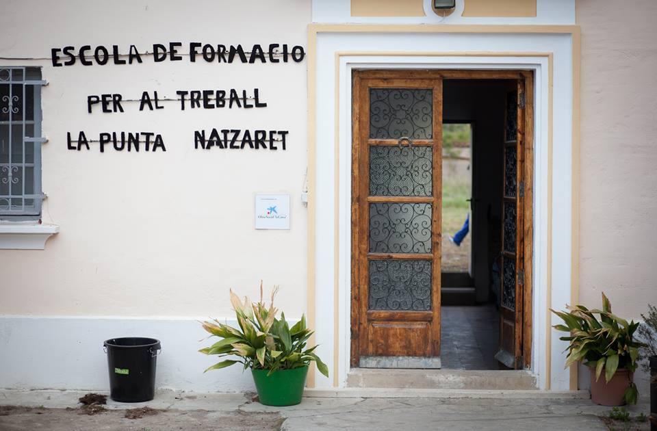 Escola de Formaciò per al Treball la Punta - Natzaret