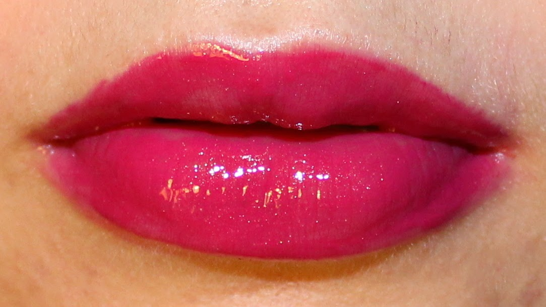 Revlon ColorStay Moisture Stain in India Intrigue on Lips
