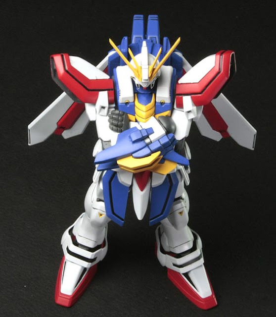 HGFC God Gundam images