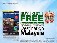 Destination Malaysia: Balik Kampung with Starbucks 2014