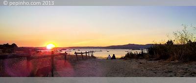 Playa do Espiñeiro (A Illa de Arousa)