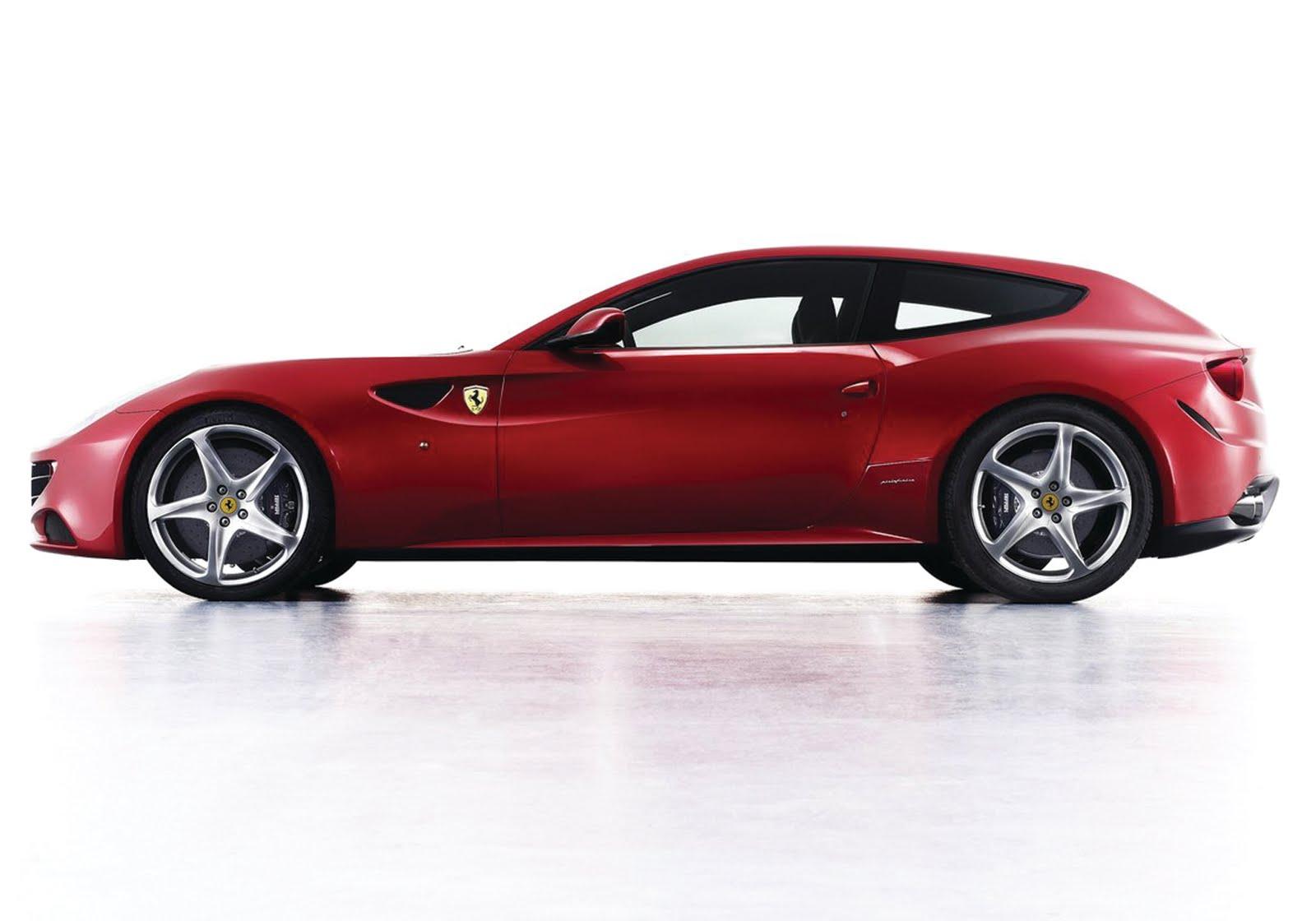 Revista Autozoom Ferrari Ff La 4x4 Versi 243 N Maranello